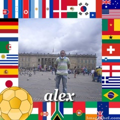World Soccer Flags