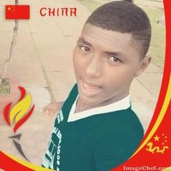 Cheer for China