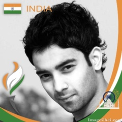 Cheer for India