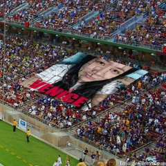 Stadium Portrait